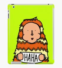 Sarcastic Chico iPad Case/Skin