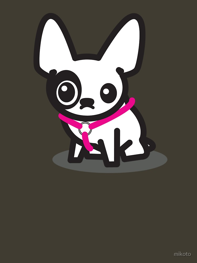 French BullDog by mikoto