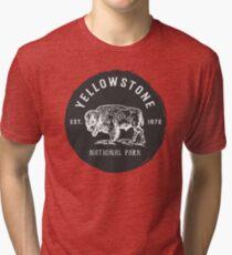 Yellowstone Nationalpark Vintage T-Shirt