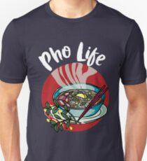 Pho life - Vietnamese noodle soup asian beef food Unisex T-Shirt