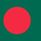 flag Bangladesh by finirat