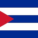 Cuban Cuba Flag by finirat