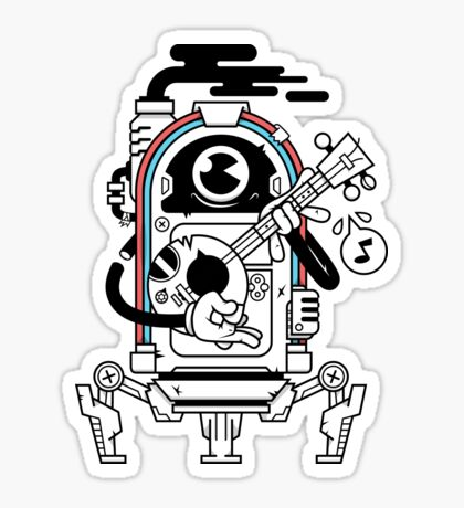 JukeBot Sticker