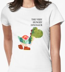 The Very Hungry Dinosaur (Text) T-Shirt