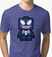 Venom Chibi Tri-blend T-Shirt