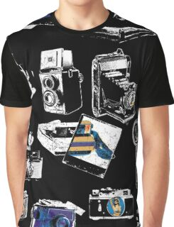 Photography T-Shirt - Photography is my life Graphic T-Shirt