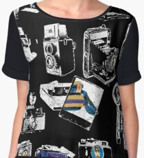 Photography T-Shirt - Photography is my life Chiffon Top