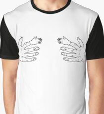See Me With Them Hands! - Katya Zamolodchikova Graphic T-Shirt
