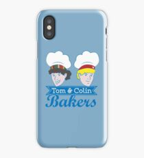 Tom & Colin Bakers iPhone Case