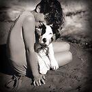 Amber n Libby by velveteagle