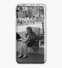 Bourke Street Mall, Melbourne iPhone Case/Skin