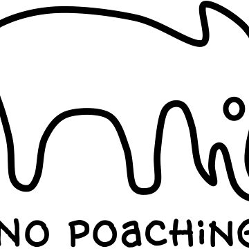 No Poaching collection by norsumarketing