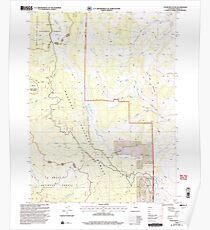 USGS TOPO Map Colorado CO Tyler Mountain 234812 2000 24000 Poster