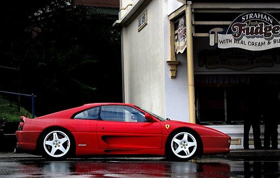Ferrari F355 Challenge by Ash Simmonds