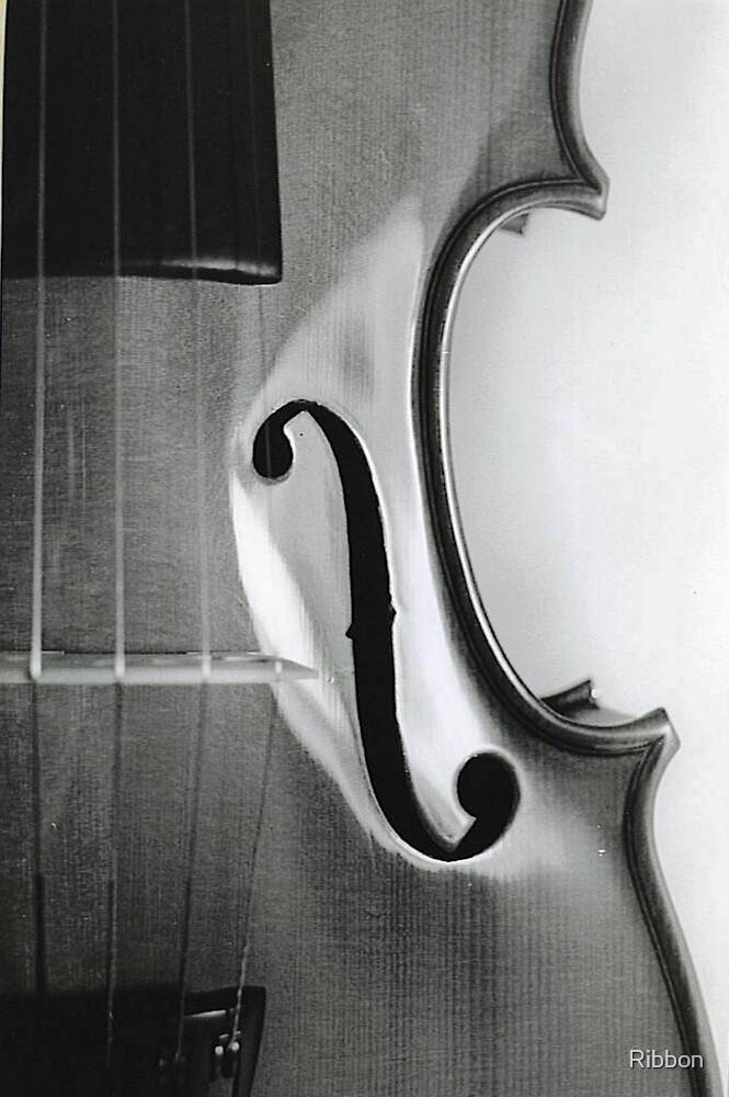 Violin Body 2 by Ribbon