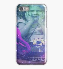 letz rock the universe - cosmic time dance iPhone Case/Skin