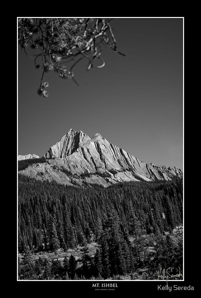 Alberta Rockies III - Mt. Ishbel by Kelly Sereda