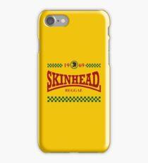 SKINHEAD REGGAE ORANGE iPhone Case/Skin