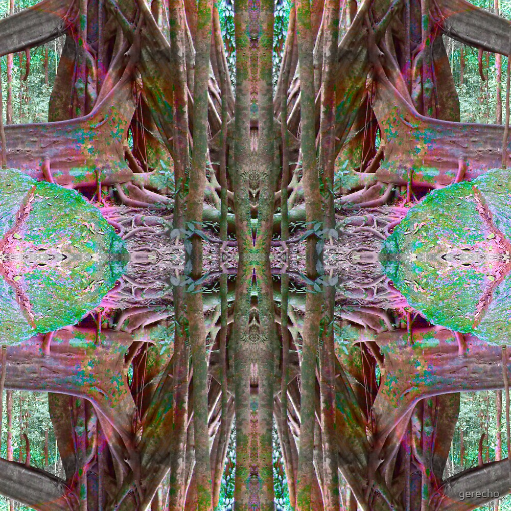 SPIRIT_OF_THE_RAINFOREST by gerecho