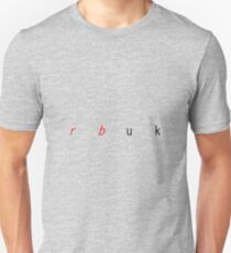 Red Bubble UK Unisex T-Shirt