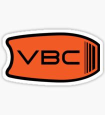 Vintage Bodyboard Collectors - Design 3 Sticker