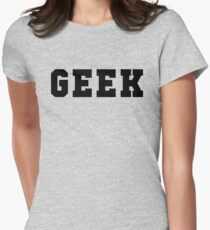 Geek ! - Variant Womens Fitted T-Shirt