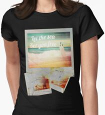 Let the sea set your free T-Shirt T-Shirt