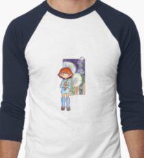 Nausicaa's Garden Men's Baseball ¾ T-Shirt