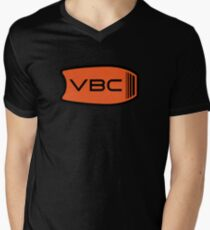Vintage Bodyboard Collectors - Design 3 Men's V-Neck T-Shirt