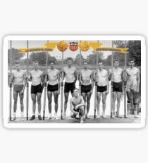 SPORTS / 1936 Olympic Rowing Team Sticker
