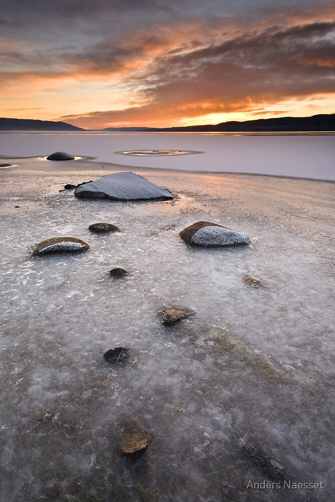 Fire and Ice by Anders Naesset