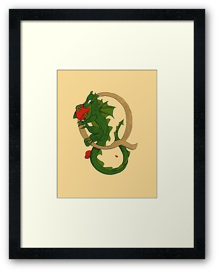 """Oscar and the Roses """"Q -Tail"""" (Illustrated Alphabet) by Donna Huntriss"""