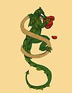 """Oscar and the Roses """"S"""" (Illustrated Alphabet) by Donna Huntriss"""