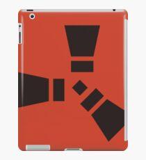 rust logo colour small iPad Case/Skin