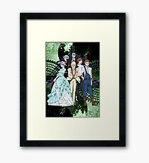 Bungou Stray Dogs - Guild Framed Print