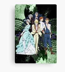 Bungou Stray Dogs - Guild Canvas Print