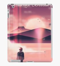 Proxima Centauri Science fiction land cruiser iPad Case/Skin