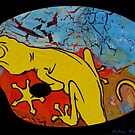 Gecko Off The Palette by Juhan Rodrik