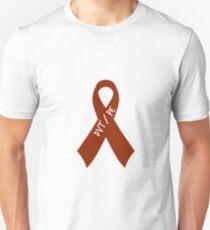DVT / PE blood clot  Unisex T-Shirt