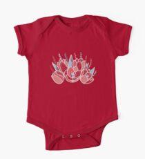 Papercut tulips Kids Clothes