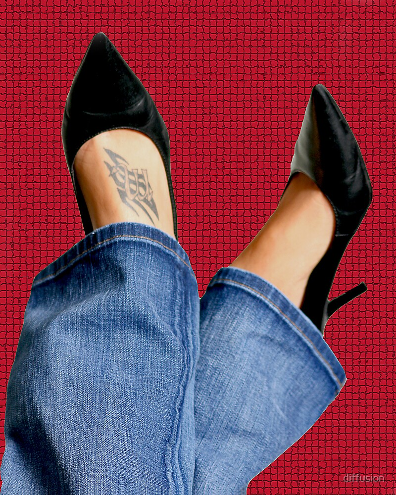 Foot Loose by diffusion