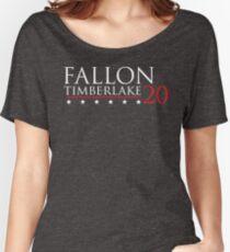 Fallon for President 20 Women's Relaxed Fit T-Shirt