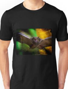 Pale Spear-Nosed Bat In The Amazon Jungle Unisex T-Shirt