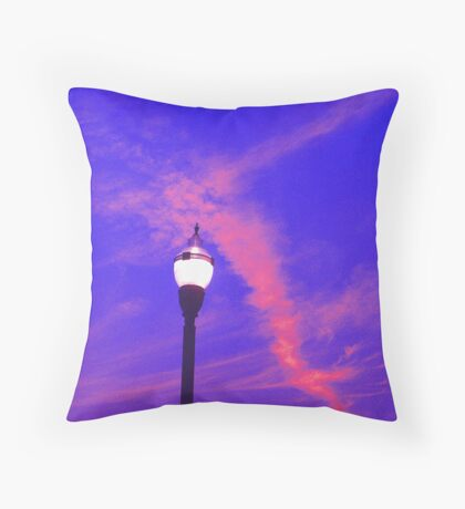 Dawn Skyscape Throw Pillow