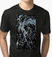 Cosmic Wave Tri-blend T-Shirt