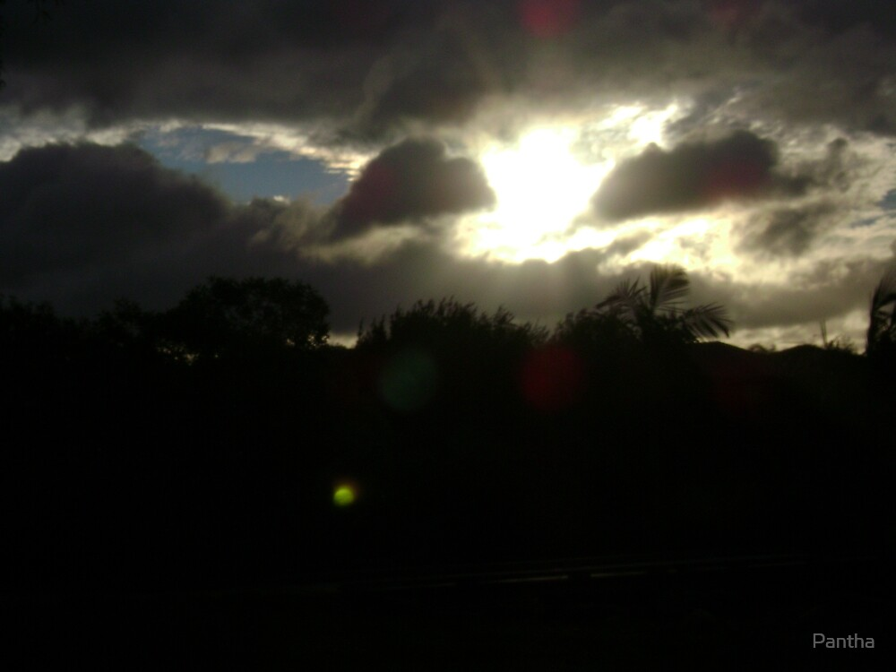Stormy Day by Pantha
