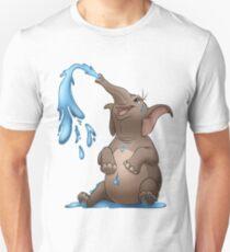 Happy Elephant Unisex T-Shirt
