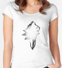 Final Fantasy IX Minimal Women's Fitted Scoop T-Shirt