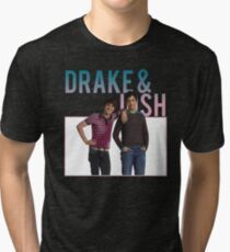 retro drake & josh. Tri-blend T-Shirt