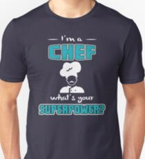 FUNNY CHEF SUPERPOWER TEE T-Shirt